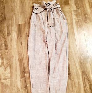 High Waisted Dress Pants